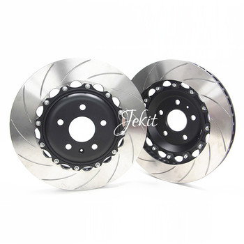 362*32mm disc with alloy center cap for AP Racing caliper for BMW
