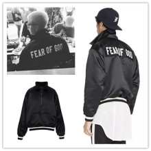 Fear Of God Jacket Men Women 1:1 High Quality New Autumn Tide Brand Clover FOG Fearofgod 1987 Collection Fear Of God Coat