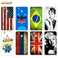 For Oukitel K7000 5.0inch Case Cover Cartoon Audrey Coffee Love Girl Soft TPU Phone Cases For Oukitel K7000 Cover