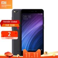 Global Version Xiaomi Redmi 4A Phone 2GB RAM 32GB ROM 5.0 Inch 13.0MP Camera 3120mAh Battery