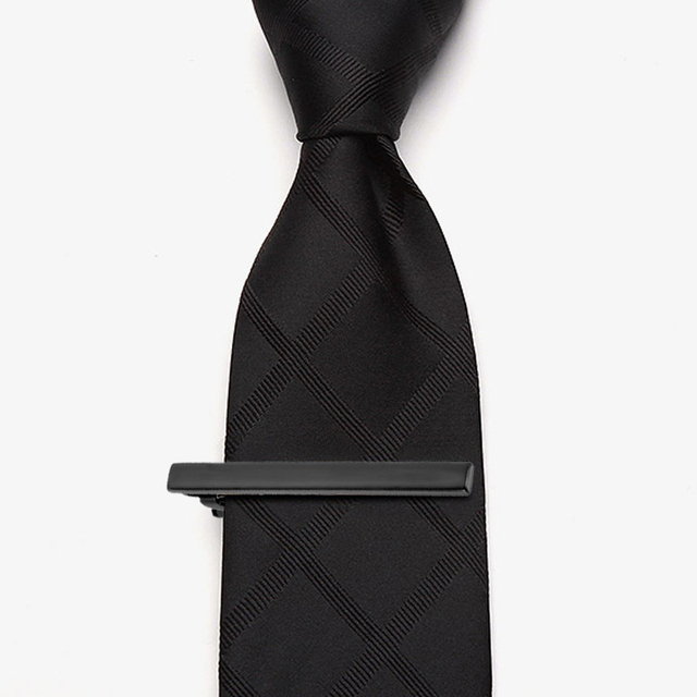 Clip de Corbata Clásico Unicolor