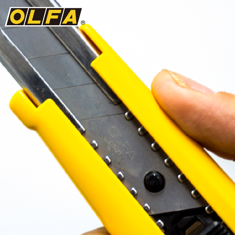 OLFA Europe And Japan Imported Tools Heavy Duty Cutting Knife Knife 18mm Utility Knife OLFA EXL