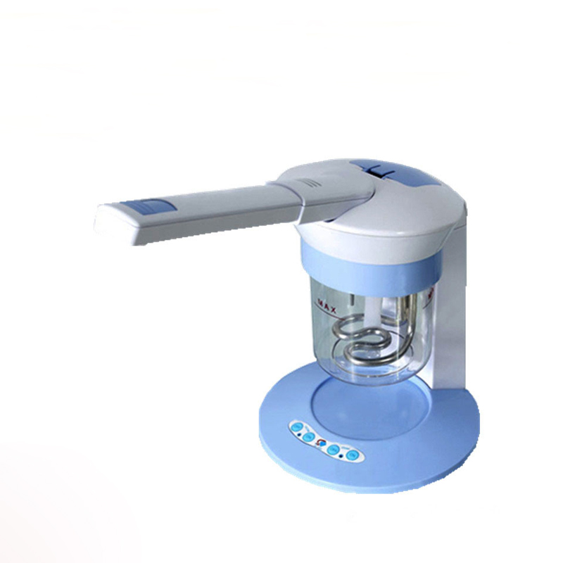 Beauty salon herbal vaporizer aroma ozone facial steamer facial sauna spa home use hot thermal spray