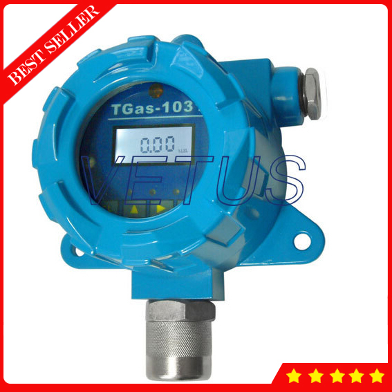 Gas detector TGas-1031-CO carbon monoxide Gas analyzer Meter Gas transmitter With alarm function