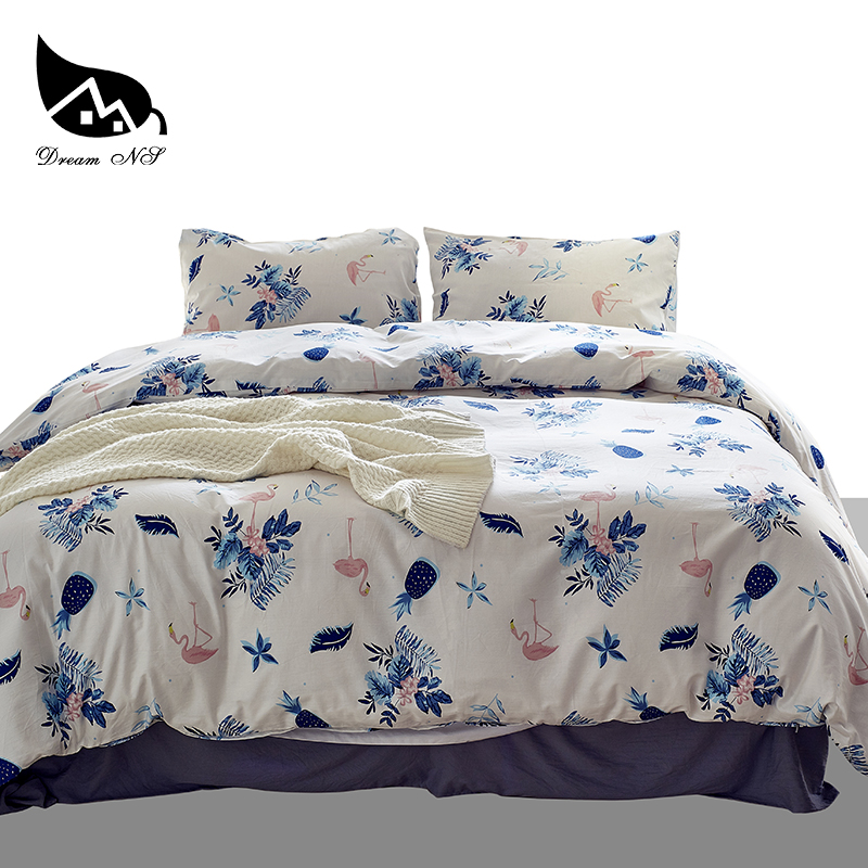 Dream NS Bedding Set Quality Flocked Cotton Housewear & Furnishings Textile Products Reactive Printing Plant Bedding SetDream NS Bedding Set Quality Flocked Cotton Housewear & Furnishings Textile Products Reactive Printing Plant Bedding Set