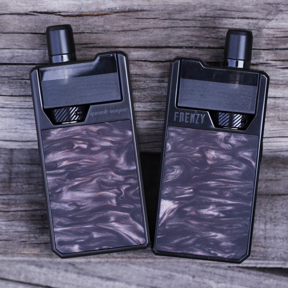 Nuevo E cigarrillo Kit de GeekVape frenesí Kit DE SISTEMA DE Pod con 2 ml de cartucho 950 mAh Vape pod frenesí pod kit - 2