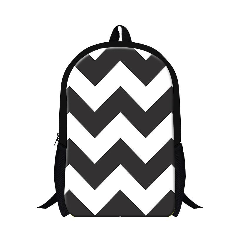 11 New 2015 Fashion Cartoon Versatile men\'s backpacks Cartoon Simpson Print bag Polyester women Backpack travel bags mochila