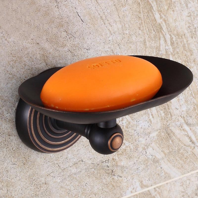 Oil Rubbed Bronze Bathroom Accessories Set Towel Shelf Towel Holder Toilet Paper Holder Wall Mounted Bath Hardware Sets in Bath Hardware Sets from Home Improvement