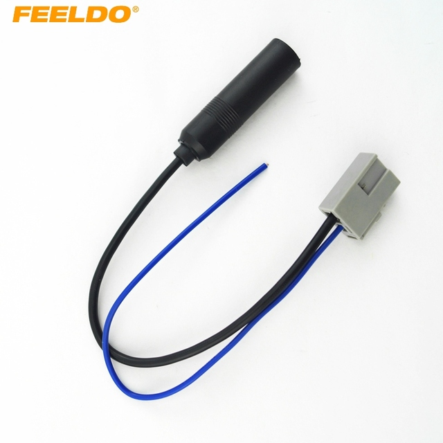 FEELDO 10Pcs Auto Car CD Radio Antenna Wire Harness Connector Stereo Radio Antenna Adapter for Honnda_640x640 feeldo 10pcs auto car cd radio antenna wire harness connector  at nearapp.co