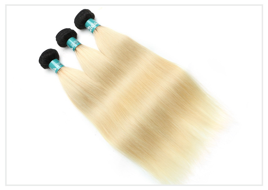 Ombre Blonde Human Hair (5)