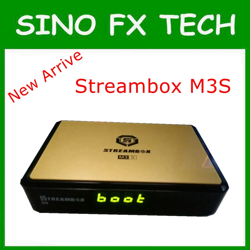Brand new cheapest Mini streambox m3s cable box Linux system special for singpore starhub pk streambox c1 v9 pro tchernov cable special xs sc sp bn 1 65 m