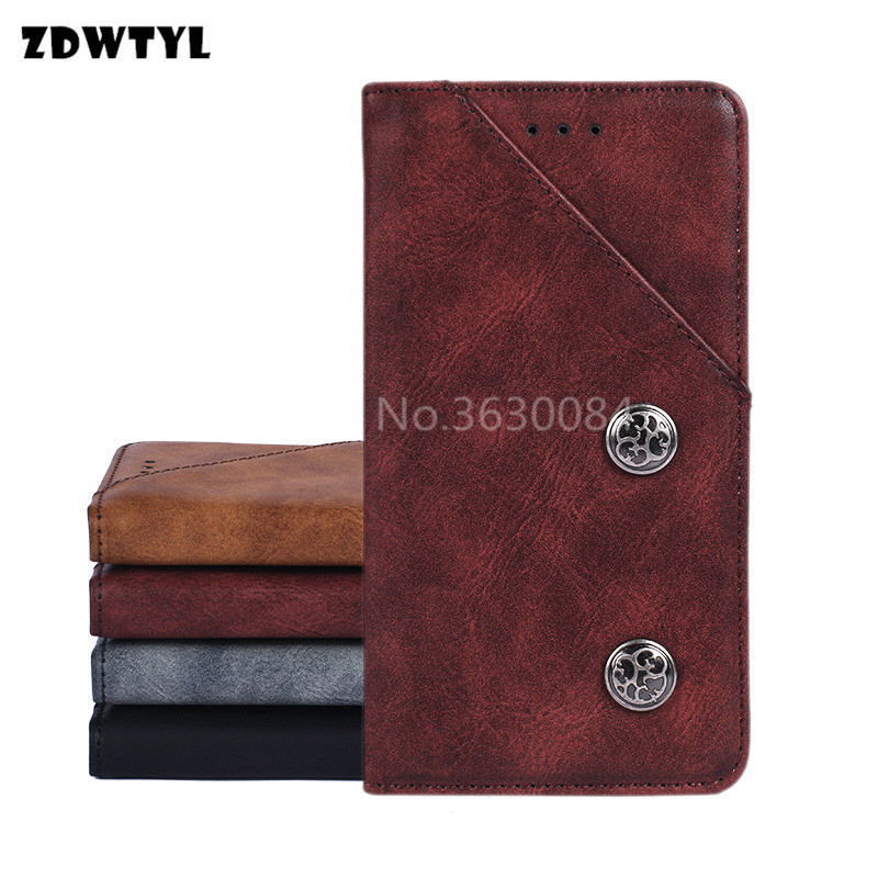 Leather Phone Case Wallet Cover For Doogee BL12000 Pro High Quality For Doogee BL12000 BL 12000 Card Slot Flip Stand Case