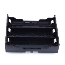 1 Pcs 18650 Battery Holder Case DIY Lithium Battery Box Battery Holder With Pin For 3 * 18650 (3.7-11.1V)(China)