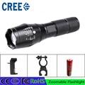 z30 LED XM L2 Flashlight Lamp Light Torch Lantern CREE XM L2 Flashlight 5000 lumern flashlight  Rechargeable 18650 charger