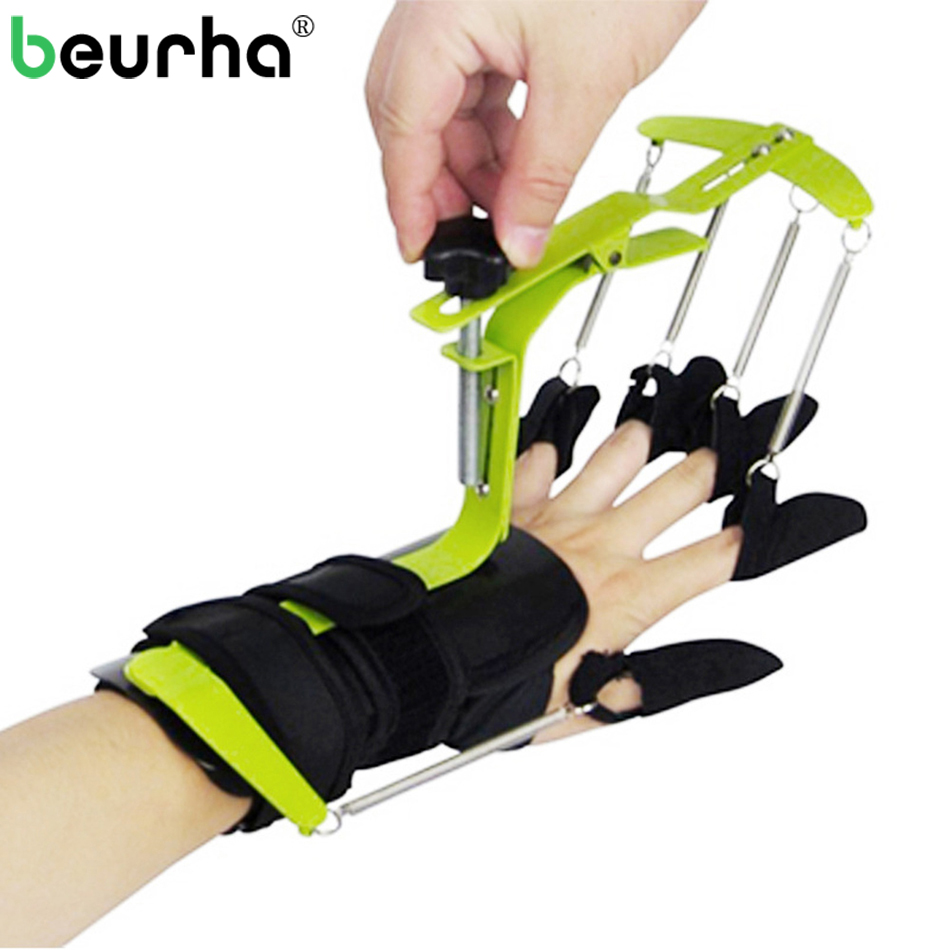 Hand Physiotherapy Rehabilitation Training Dynamic Wrist Finger Orthosis For Apoplexy Stroke Hemiplegia Patients' Tendon Repair upper lower limbs physiotherapy rehabilitation exercise therapy bike for serious hemiplegia apoplexy stroke patient lying in bed