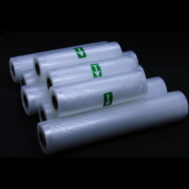 Vacuum Bag Storage Bags Roll For Vacuum Sealer Packing Container Food Storage