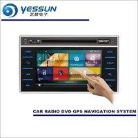 YESSUN для Toyota Hilux/Hilux Revo 2015 ~ 2016 автомобильный Радио CD dvd плеер усилитель HD ТВ экран gps Navi Навигация Аудио Видео