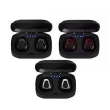 Мини True Беспроводной Bluetooth спортивные наушники HiFi-вкладыши стерео наушники ходьба бег наушники для телефона xiaomi iphone