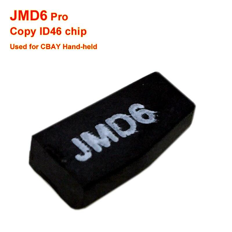 imágenes para Comercio al por mayor C-JMD6 chip transmisor Copia 46 Chip Usado para CBAY JMD6 pro llave del coche chip de mano, 10 unids/lote, Envío Libre