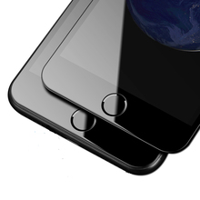 цена на 5D 9H protective glass on for iPhone s 7 8 tempered glass Protective glass for iPhone 7 8 Full screen protection glass  film