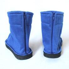 Anime Naruto cosplay accessories unisex Konoha Kakashi cosplay shoe Naruto Ninja boots