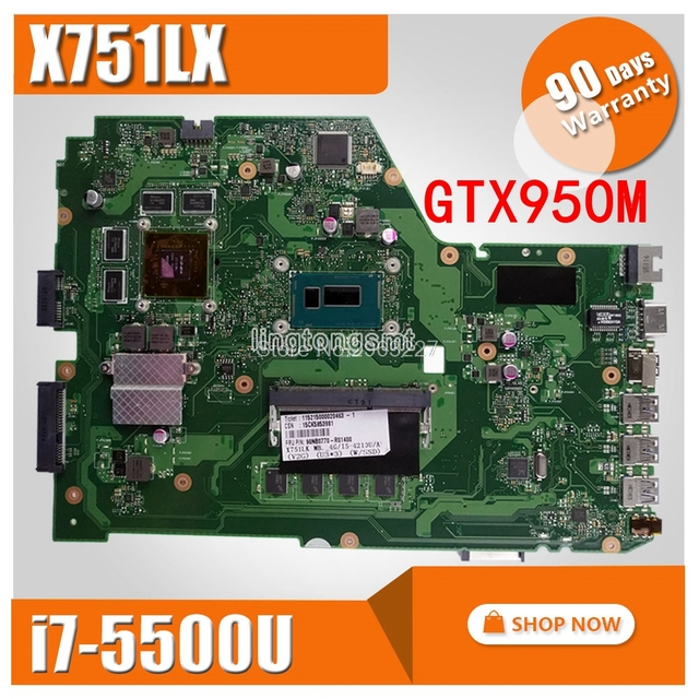 Asus X550LNV Intel Chipset Driver for Mac