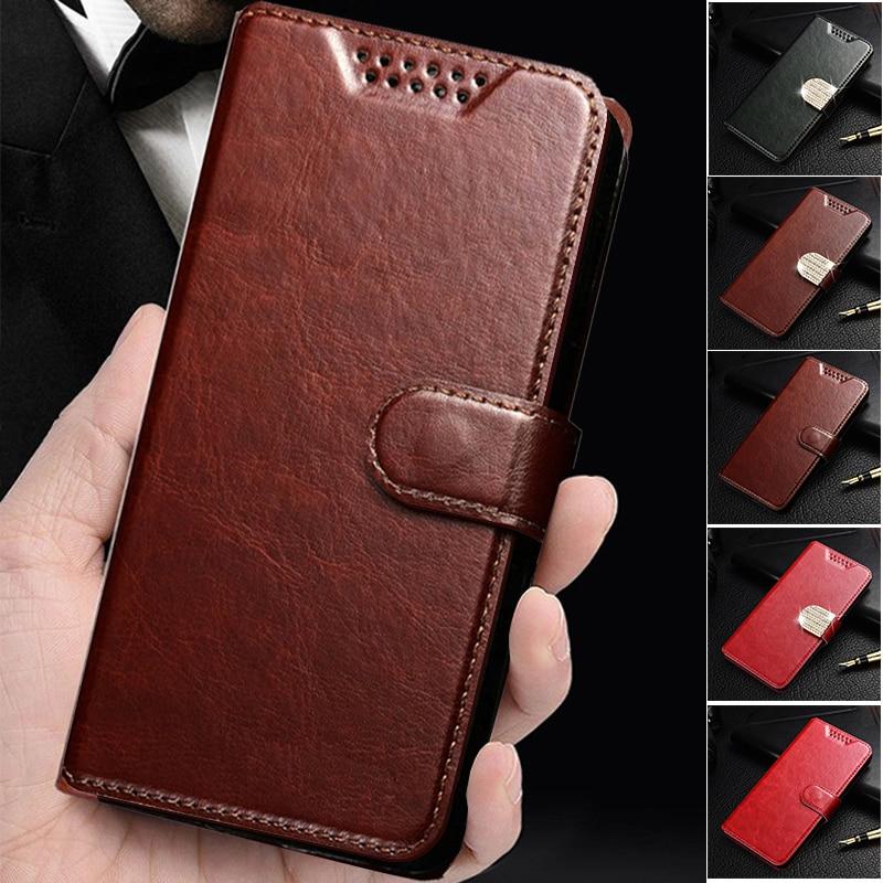 Flip Coque PU Leather Cover Case For Meizu Pro 7 6 Plus 15 Lite M15 16th M3E E2 E3 C9 X8 Note 8 9 16S 16X U10 U20 A5 M5C Cases
