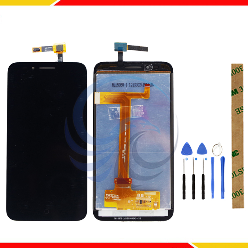 LCD Display For <font><b>Alcatel</b></font> <font><b>OneTouch</b></font> <font><b>Go</b></font> <font><b>Play</b></font> OT <font><b>7048X</b></font> 7048 OT7048X OT7048 LCD Display With Touch Screen Complete assembly image