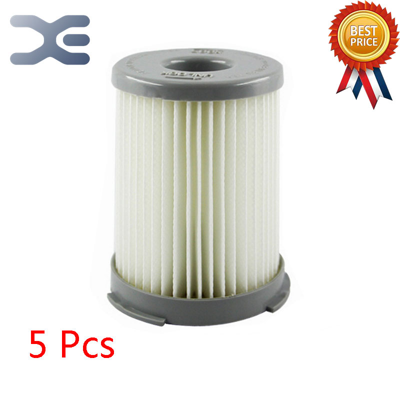 5Pcs Lot High Quality Compatible For Electrolux Vacuum Cleaner Accessories Filter Filter HEPA Z1650 / 1660/1670