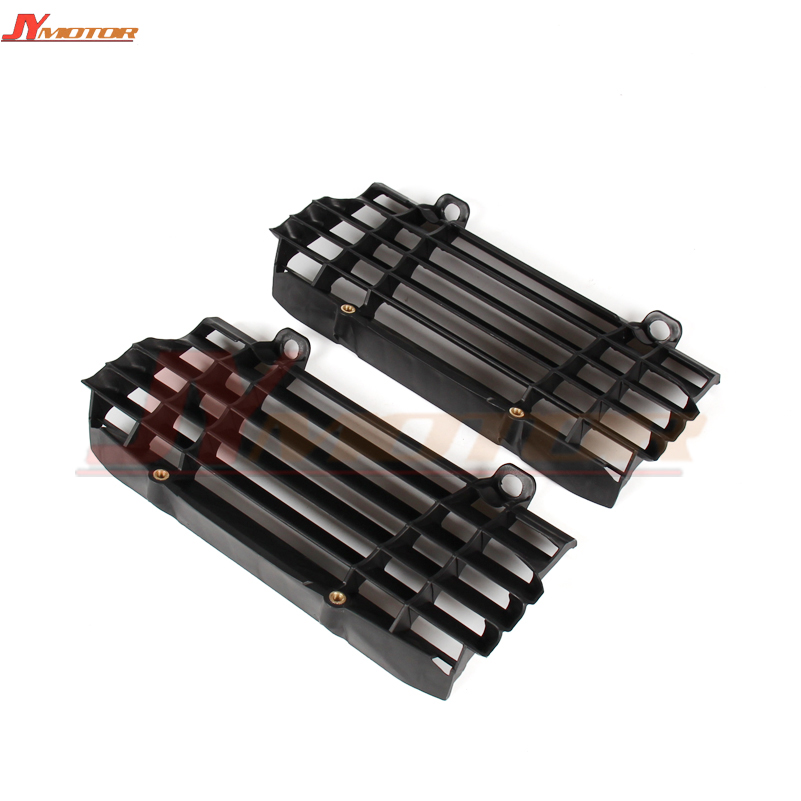 Radiator Louvres Rad Guards For HUSQVARNA KTM SX SXF XCF XCW EXC EXCF TE FE TC FC 125 150 250 300 350 450 500 Motocross Enduro
