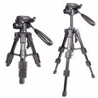 Zomei Lightweight Q100 CK30 Mini Travel Tabletop Table Tripod Desktop Tripod For Canon Nikon DSLR Camera