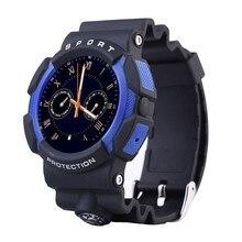 ผู้ชายกลางแจ้งกีฬาสมาร์ทนาฬิกาH Eart Rate Monitorว่ายน้ำสมาร์ทAndroid iosนาฬิกากันน้ำเข็มทิศเครื่องวัดอุณหภูมินาฬิกา