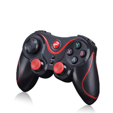 V3.0 sem fio Bluetooth Gamepad Game Controller Joystick Joypad para Smartphones Android/IOS/PC/PS3