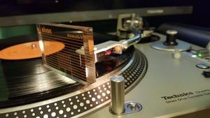 Image 3 - LP התקליט ויניל מדידת אזימוט VTA Tonearm מחסנית phono שליט