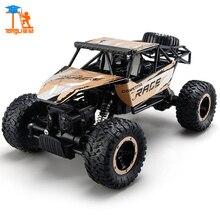 Большой Новое поступление 1:14 4WD Р/У машинки обновленная версия 2.4 г Радио Управление Р/У машинки Багги высокая скорость внедорожных Грузовиков игрушки для детей TL