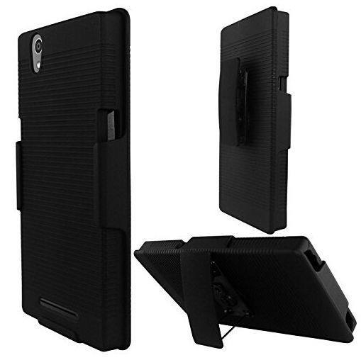 for ZTE Zmax Z970 case belt clip holster slide cover carry bag kickstand protective case for ZTE Zmax Z970 ZTE Olympia case