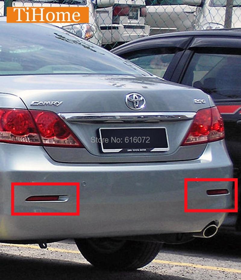 Toyota_Camry_(sixth_generation)_(rear) XV40 2006-2009G