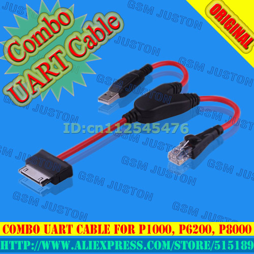 100% Original SAM Pro Box SPT Box With For Samsung GPG P1000 /P6200 P8000 Combination Crystal Head UART Cable Free Shipping
