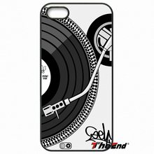 Retro Turntables Phone Case for iPhone, Samsung Galaxy, Note, Edge, J5, Alpha