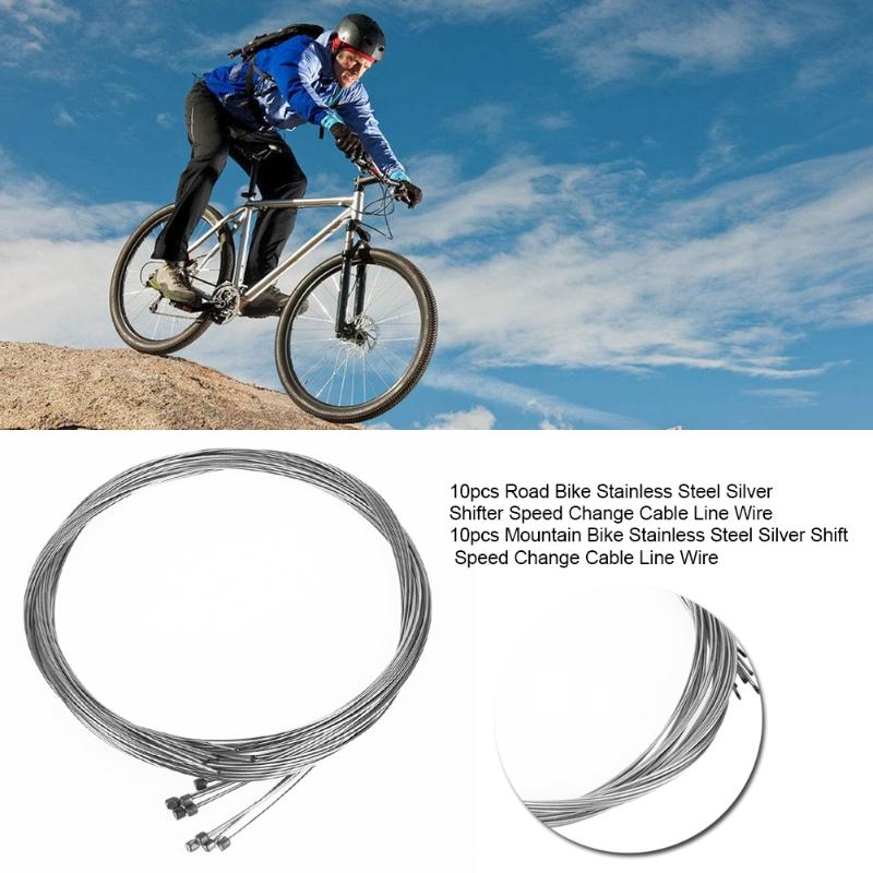 Bicycle Mountain Bike Inner Outer Brake Gear Shifter Wire Cable Spoke LP
