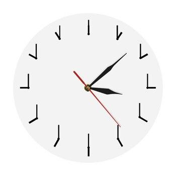 Настенные декоративные часы, простой и полностью запасной материал, для гостиной