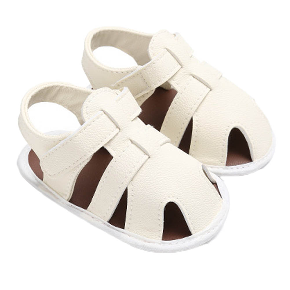 Hot SALE High Quality Baby Sandals Summer Hot Sale Captain Soft Leather Boys Kids Fashion Beach Sandals