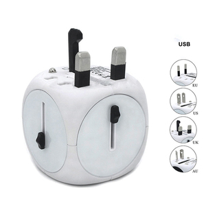 Image 3 - Common Universal EU UK AU to US USA AC Travel Power Plug Charger Adapter Conversion Adaptor for Home Use for Travel