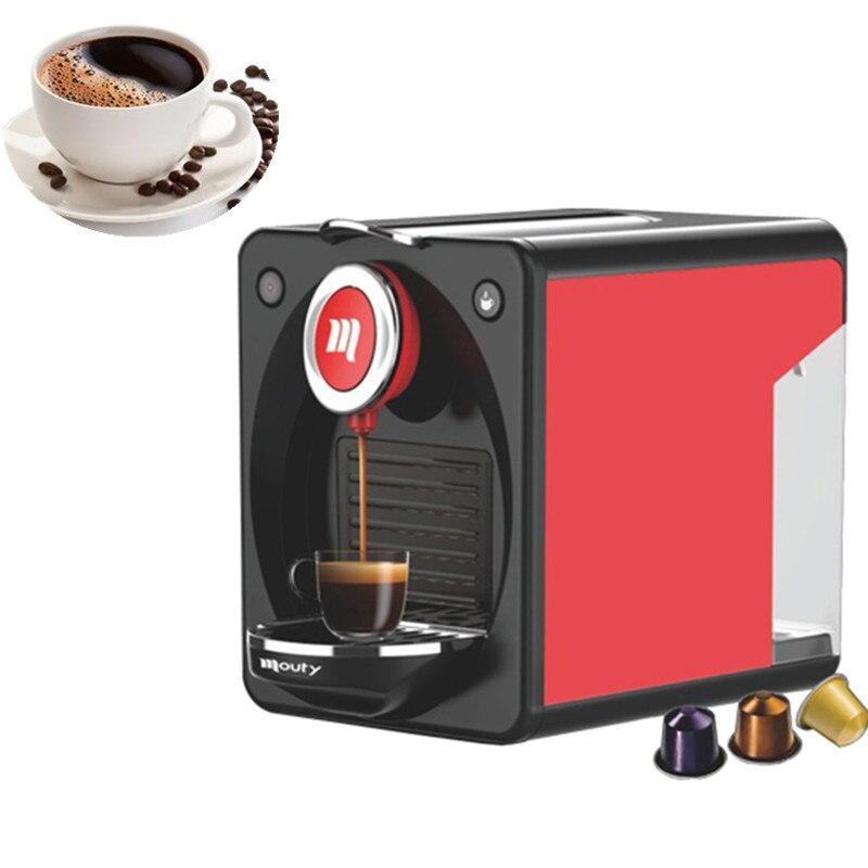 ᗐEléctrica nespresso cafetera espresso máquina para uso doméstico ...