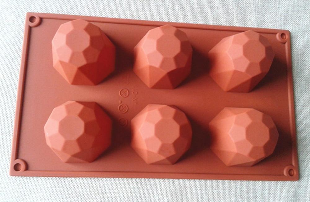 Origami Blume Silikonform Mousse Kuchenform Puddingform Schokoladenform Backform Backbleche & -formen