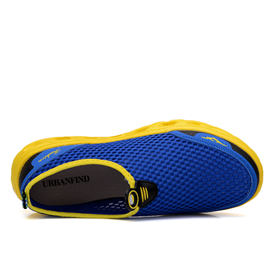 Respirant 45 Hommes Grey Chaussures Vente Et blue Nouveaux Homme Confortable Urbanfind Casual D'été Grey Chaude Dark Taille on 39 Slip 2018 light Lumière wxf8q4Et