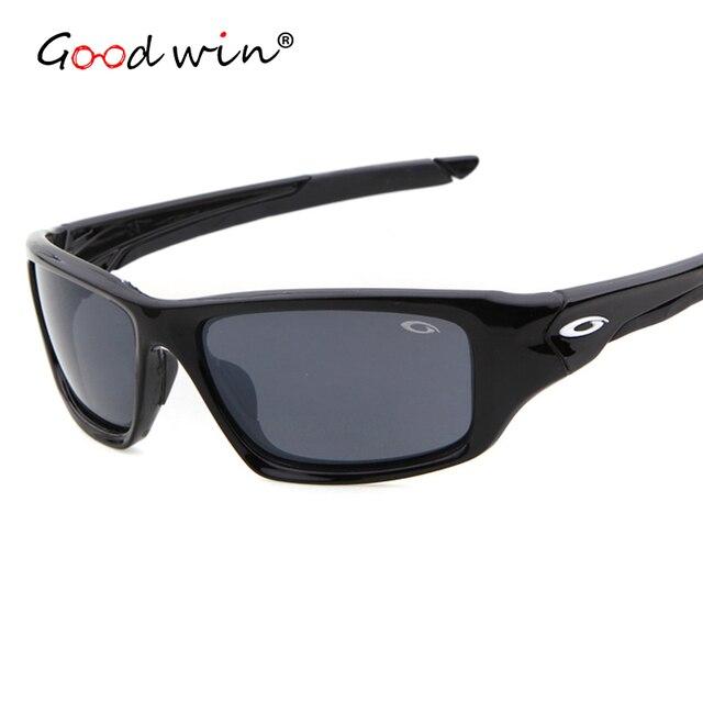 טוב Win משקפי שמש גברים מפורסם מותג מעצב UV400 כוח Goggle O שמש משקפיים לגברים קלאסי נהיגה גוונים עם לוגו lunette
