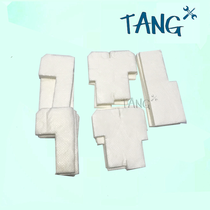 Free Shiping Oem Brand New Waste Ink Tank Pad Sponge For Epson R280 R290 Rx600 Rx610 Rx690 Px650 P50 P60 T50 T60 A50 L800 L801 Office Electronics Printer Parts