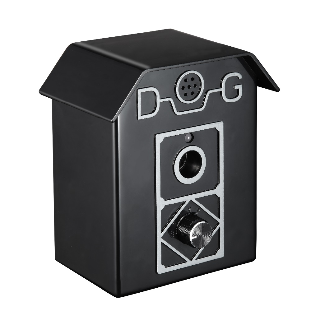Pet accessores hot selling anti bark device outdoor birdhouse design 15m detect barking ultrasonic dog whistle