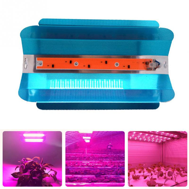 30/50/80W High Power COB LED Grow Light Full Spectrum Waterproof 220V Indoor Greenhouse Grow Tent Plants Grow Led Lighting